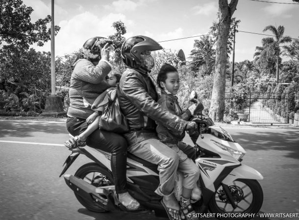 Uber in Bali... - Indonesia