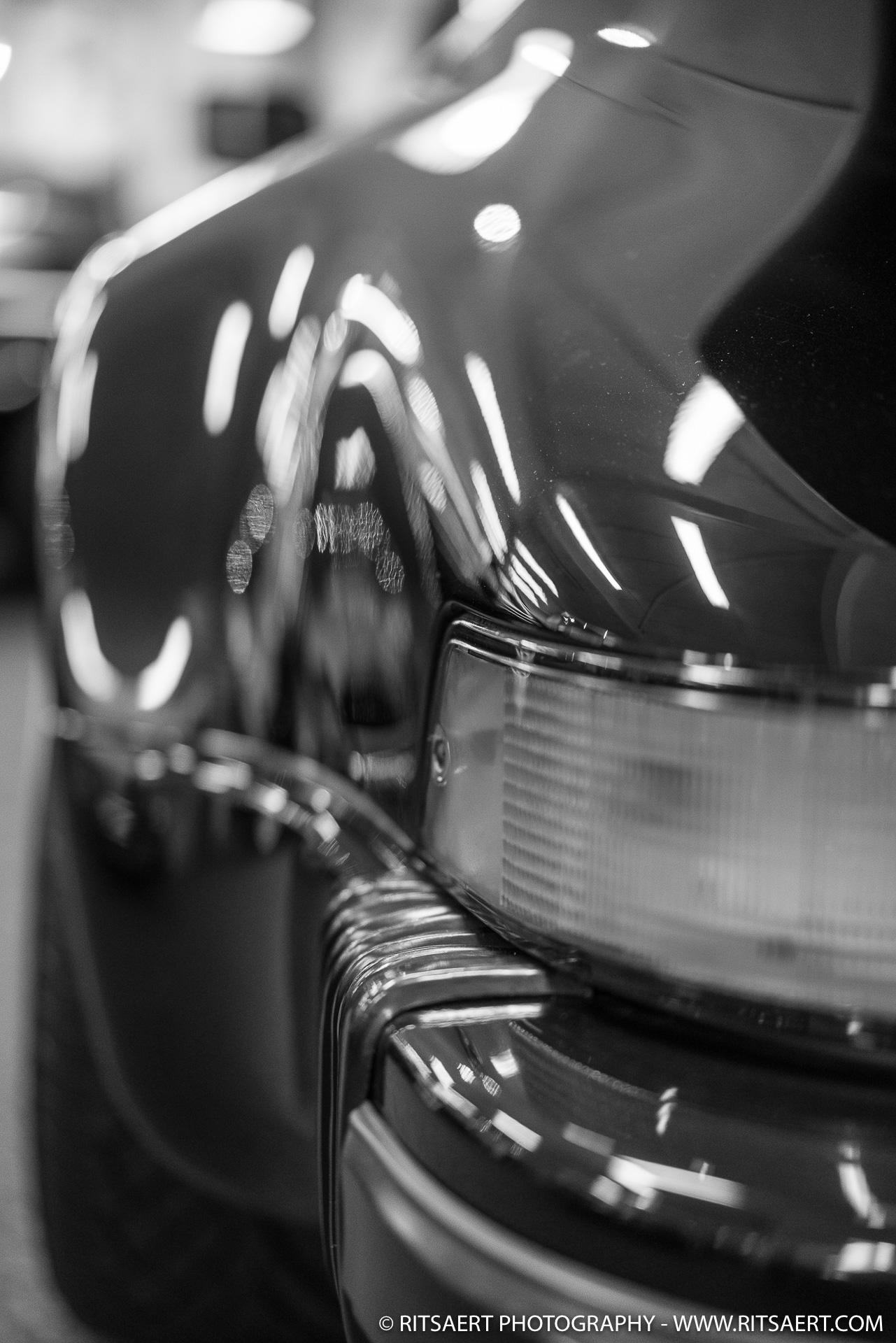 Classic 911 Turbo - Car details