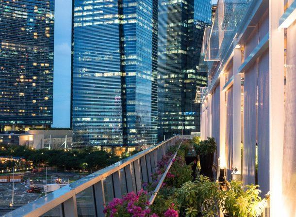Sunset - Singapore