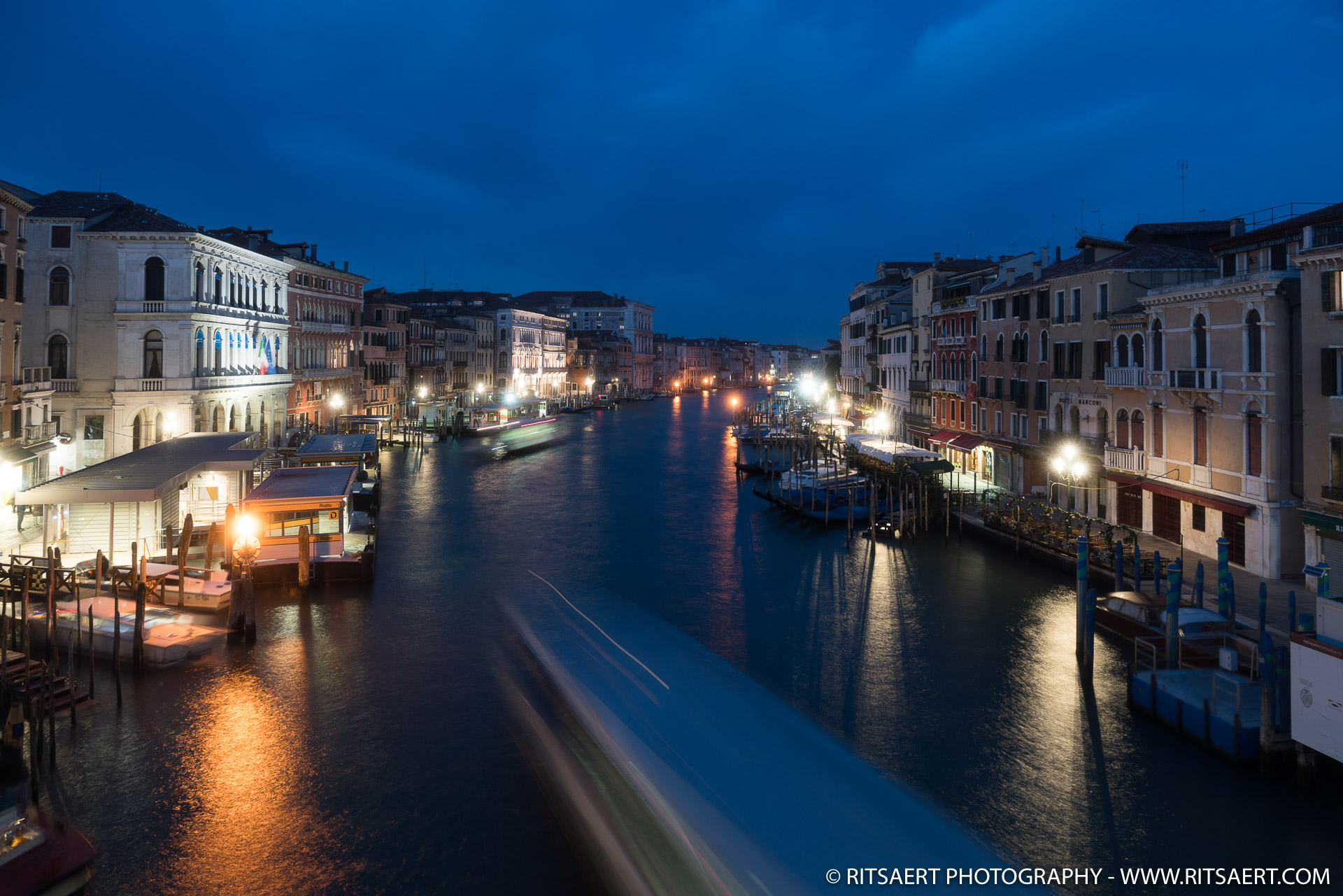 Early morning in Venice - Italy