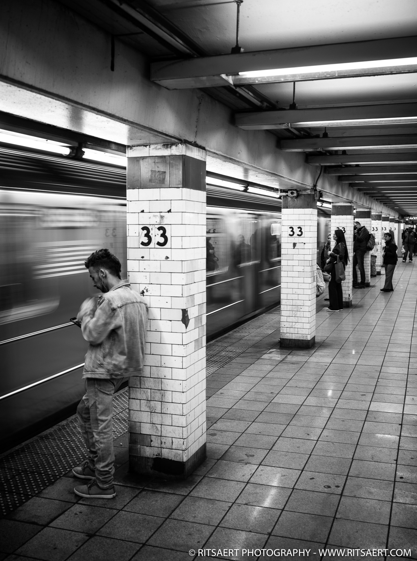 Subway - New York - USA