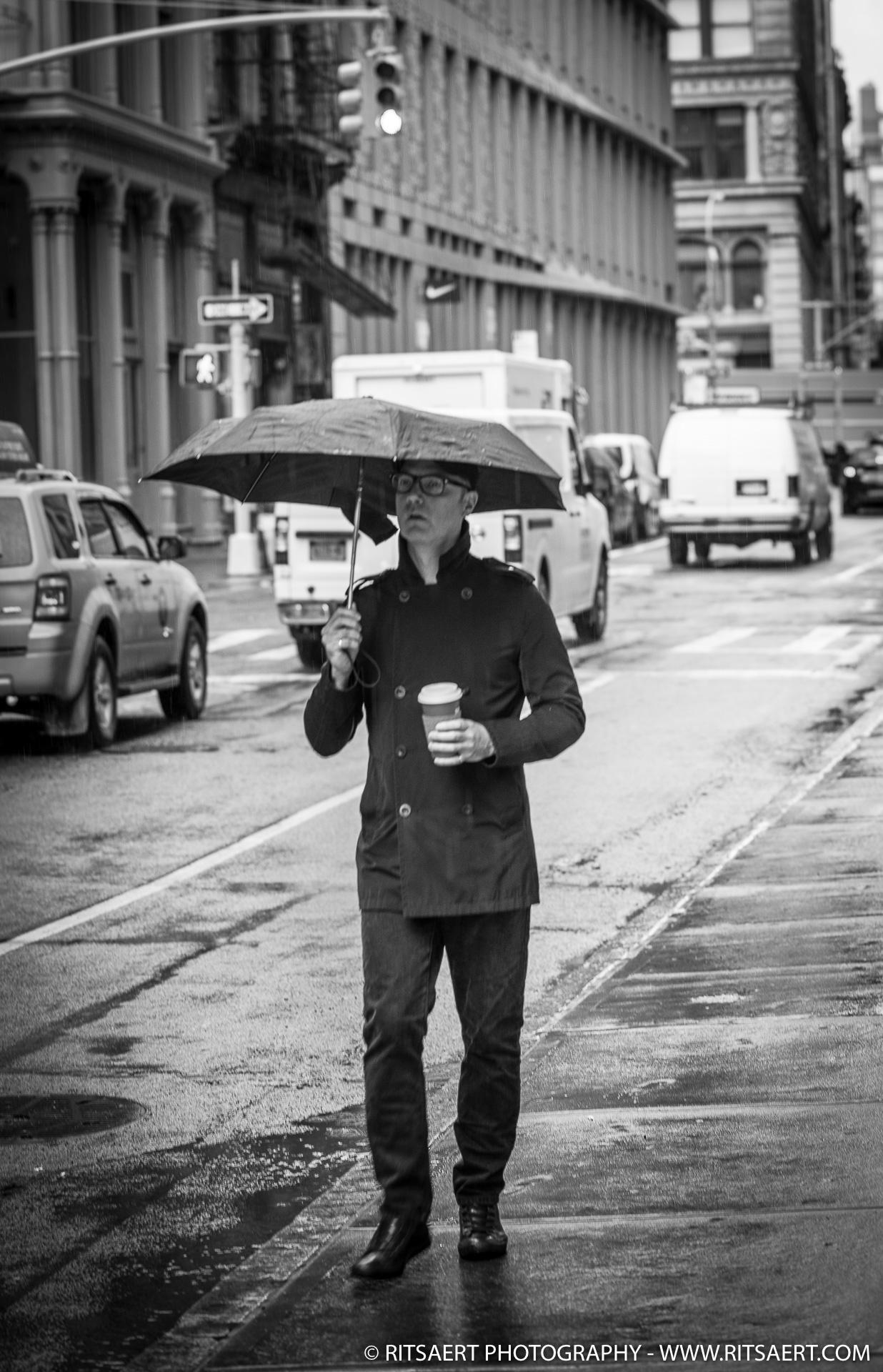 Businessman - New York - USA