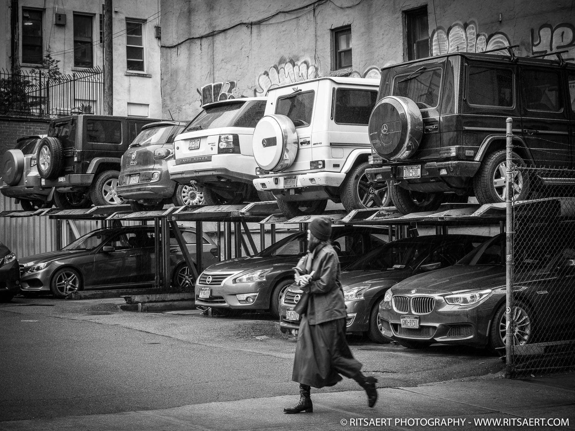 Carpark - New York - USA