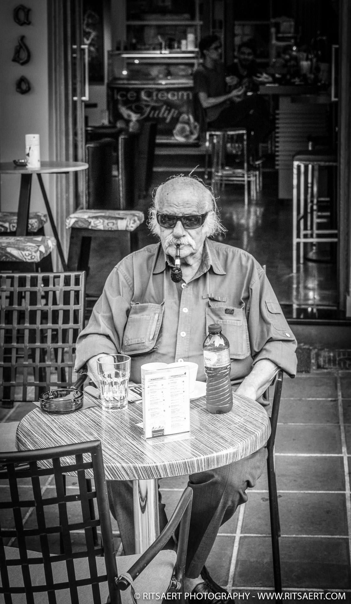 Granddaddy..! - Lefkas - Greece
