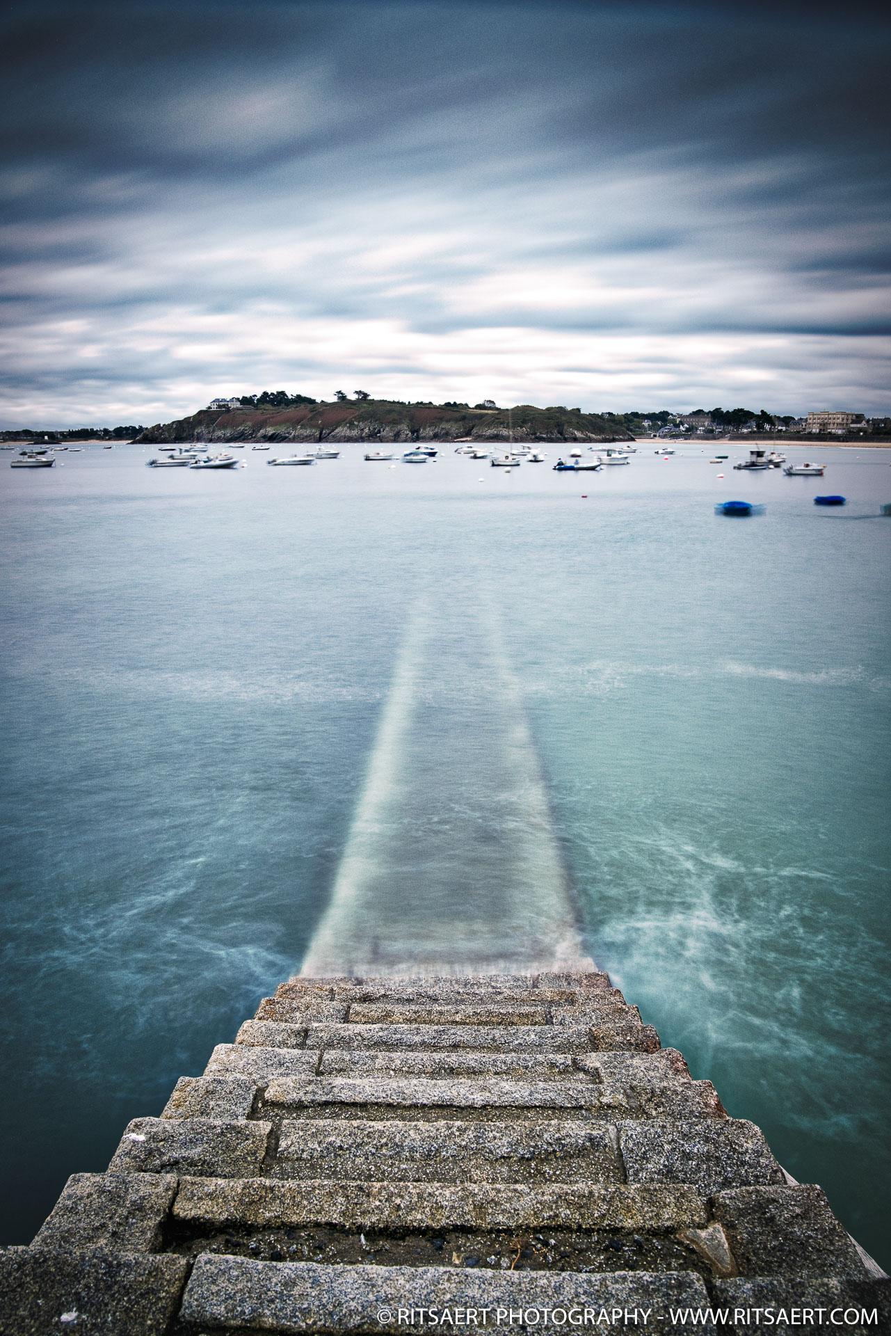 Still water in Bretagne - France