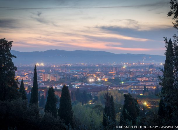View over Florence - Italy