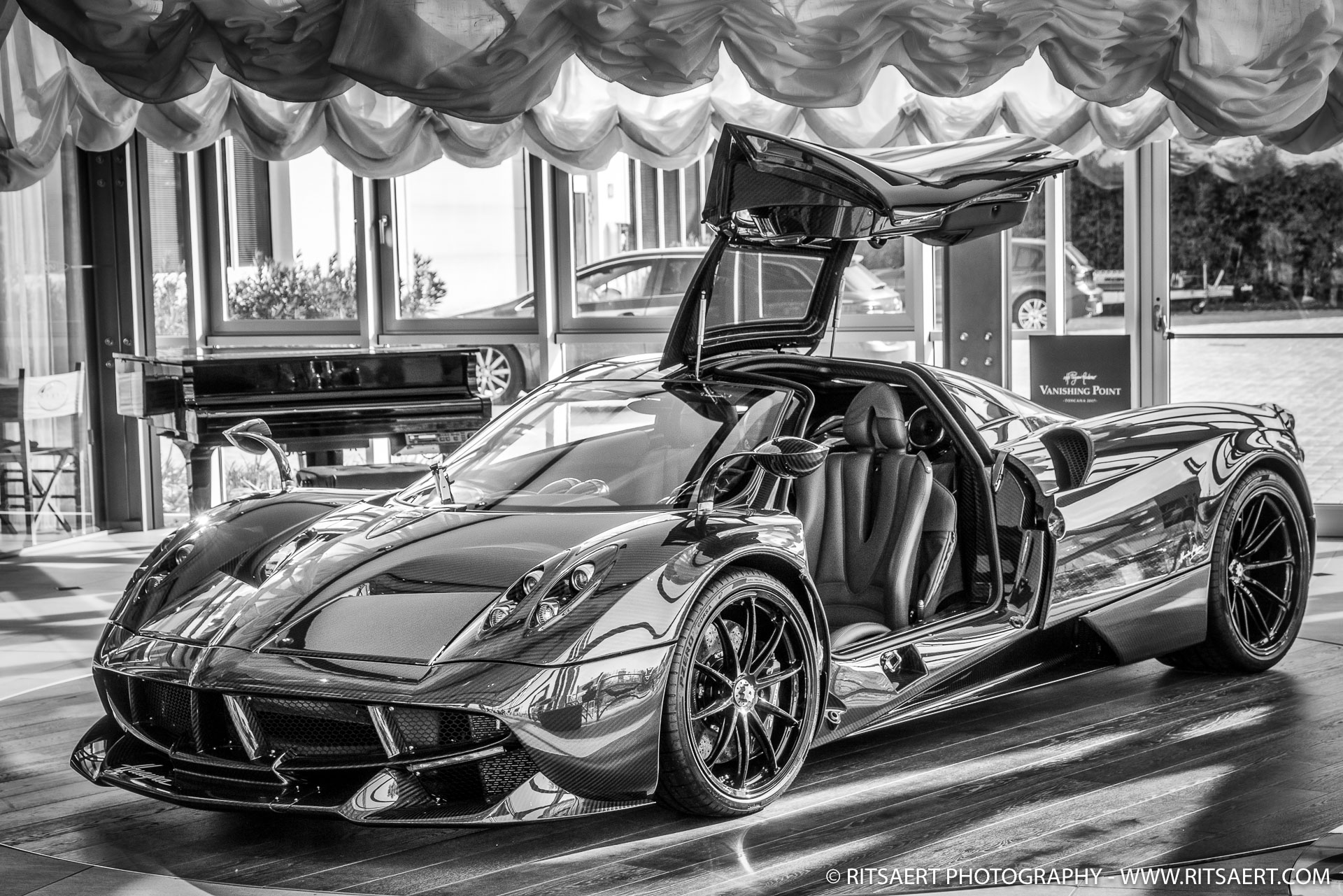Pagani Huayra - ready for delivery - Modena - Italy
