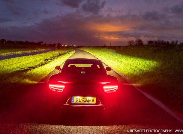 Maiden voyage - Porsche 911 - Amsterdam