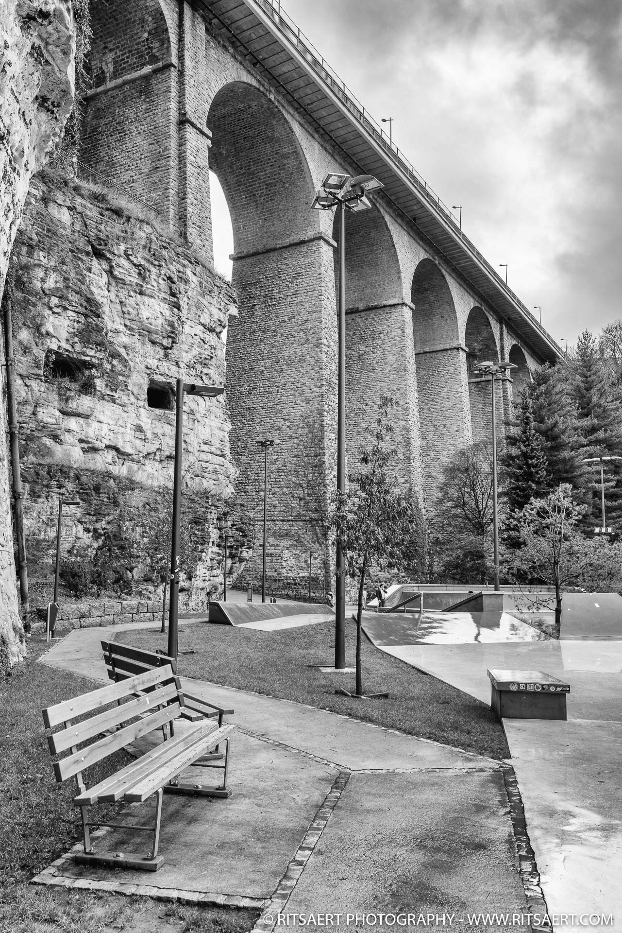 Bridge - Luxembourg city - Luxembourg
