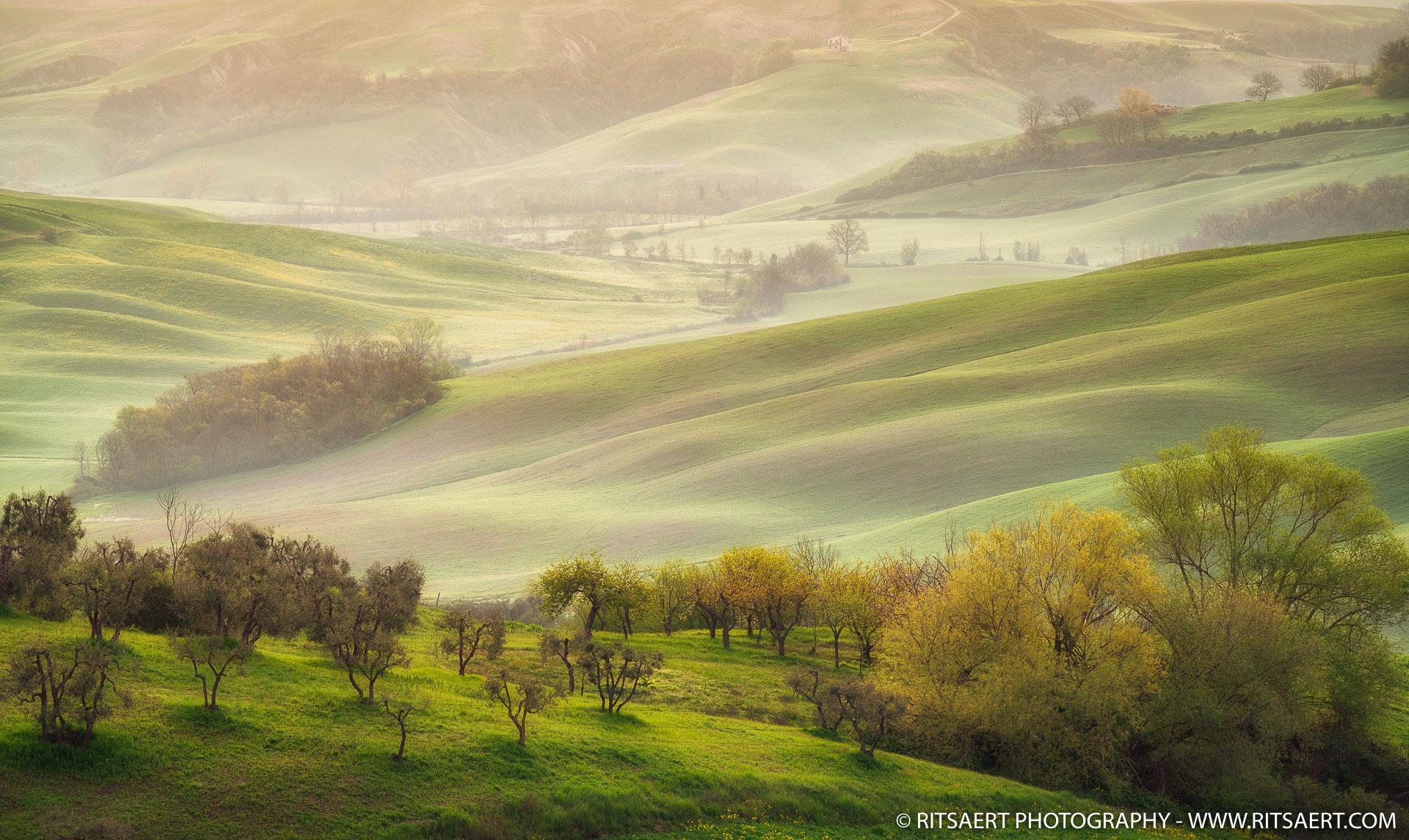 Spring in Tuscany - Italy