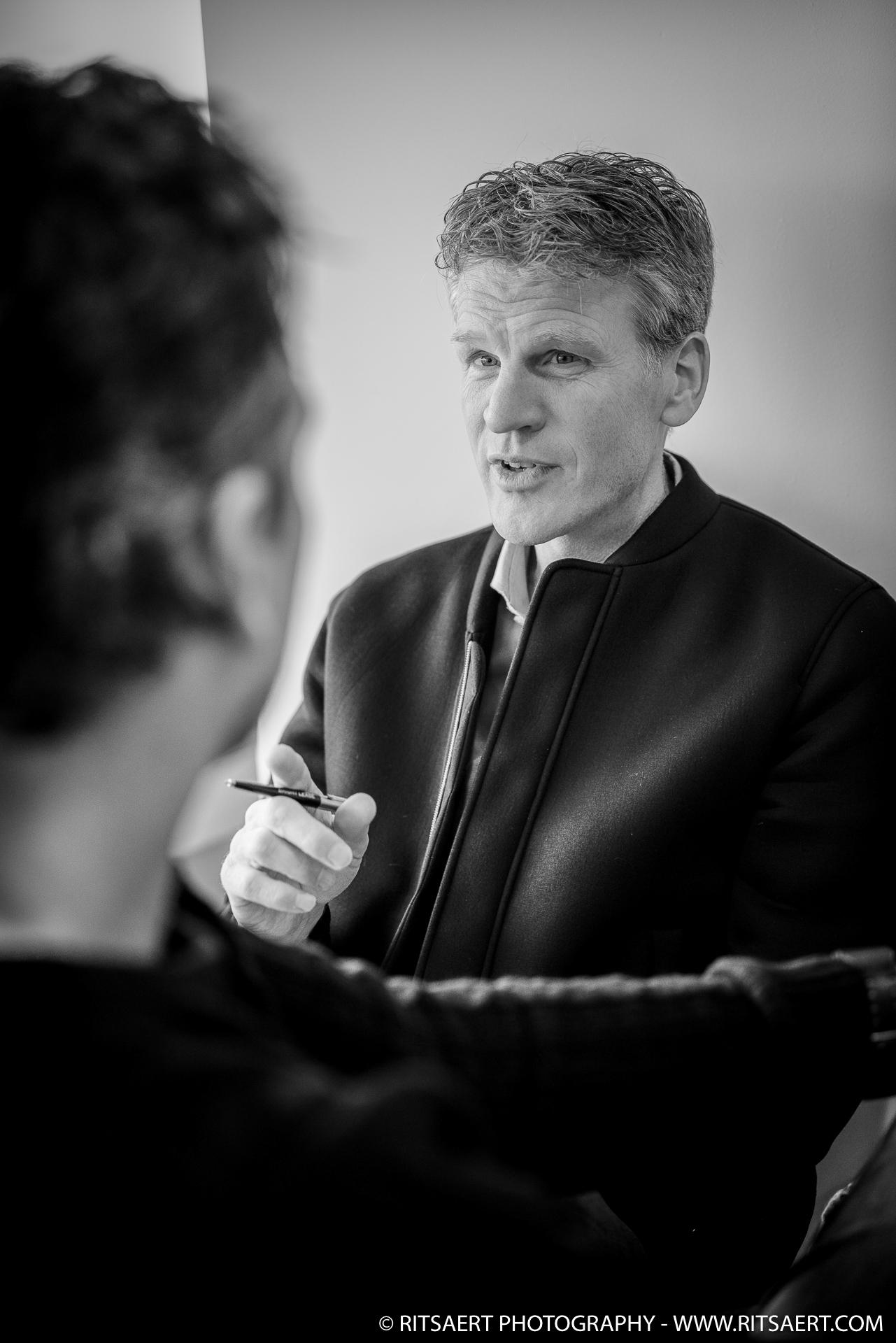 Hugo Logtenberg - Research reporter & writer - Amsterdam