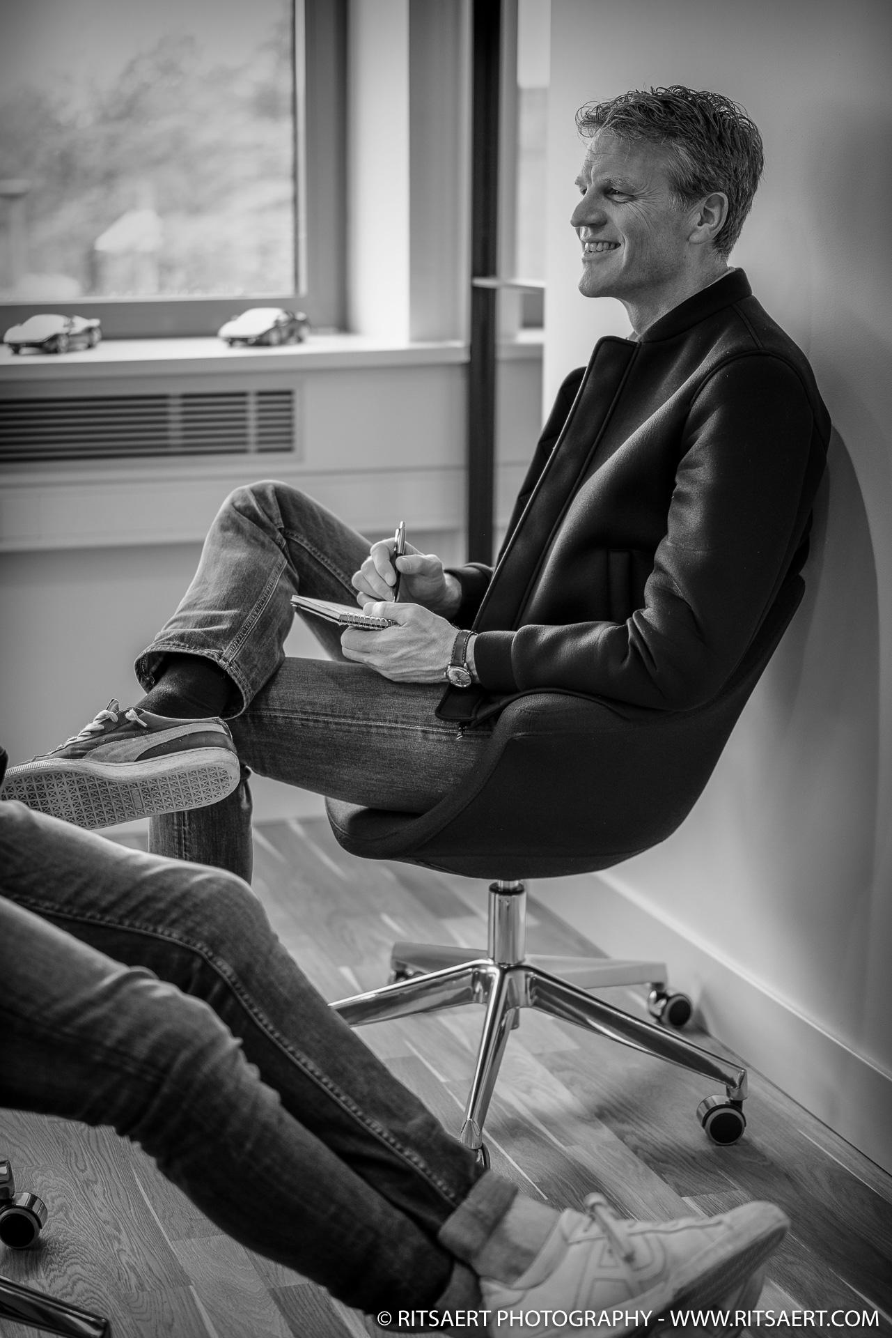 Hugo Logtenberg - Interviewing... - Amsterdam